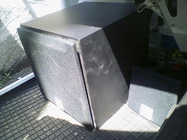 Ciao cross club autoradio rubata ecco quella nuova con - Impianto audio casa ...