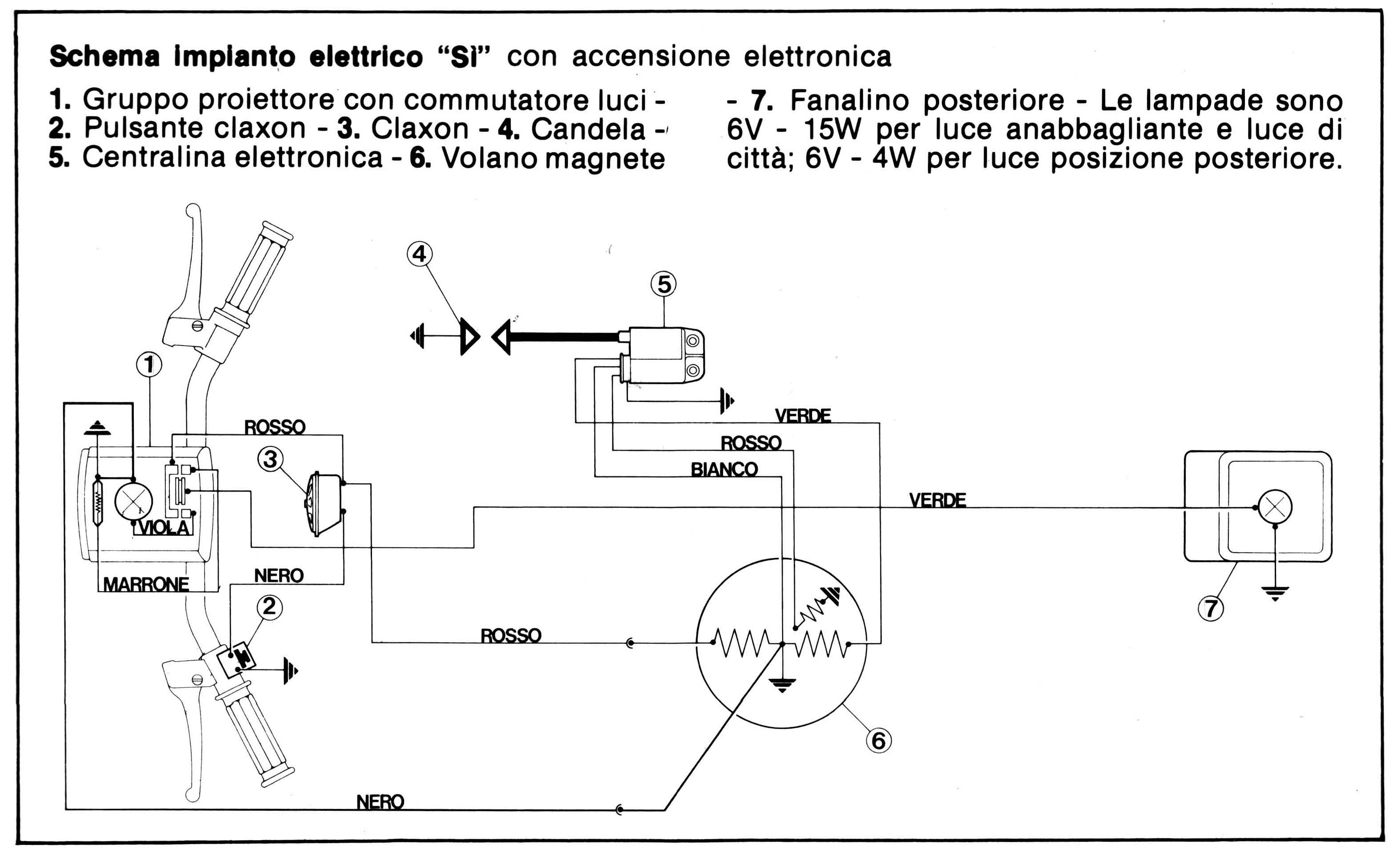 Schema Elettrico Lampada : Regolatore di tensione lampadine vespa u2022 il forum di electroyou