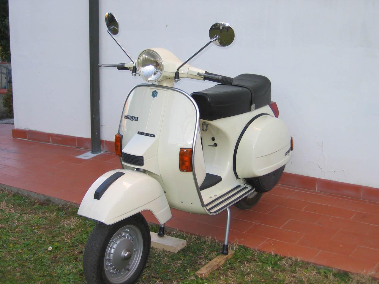 Vespa Px 200 E Arcobaleno 197cc Di Matteo 94 Ciao Cross Club