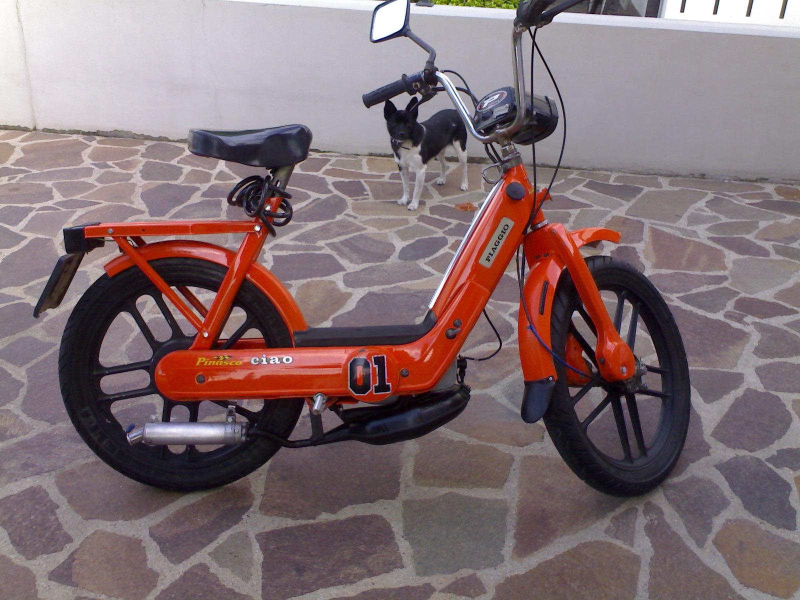 Piaggio Vespa Ciao Px 2004 Catalyzed 49cc Moped | in North