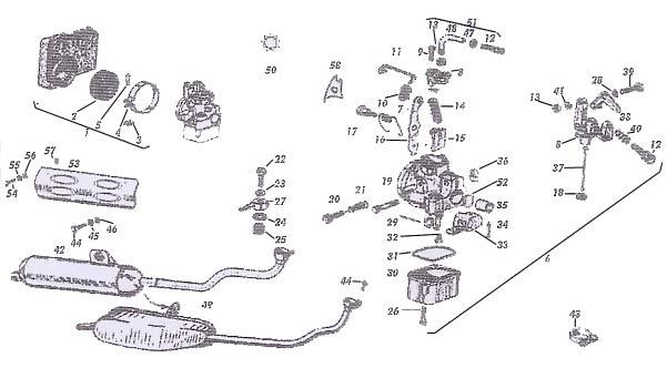 yamaha libero wiring diagram ciao cross club     piccola guida sulla revisione dei nostri  ciao cross club     piccola guida sulla revisione dei nostri